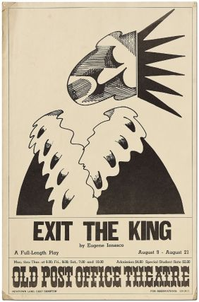Archive of Old Post Office Theatre Posters