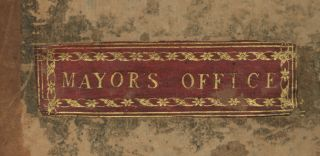 The Charter of the City of New-York, Together with the Acts of the Legislature in relation thereto, or which have vested Additional Powers in the Mayor, Alderman, and Commonalty of the said City