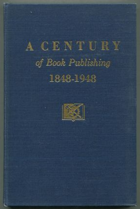 A Century of Book Publishing, 1848-1948