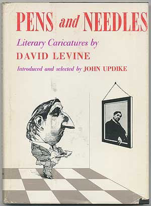 Pens and Needles: Literary Caricatures