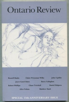 The Ontario Review: Fall-Winter 1989-90, Number 31. Russell BANKS, Leah Zazuyer, Barry Spacks,...
