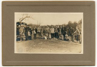 [Cabinet Photographs]: Hunting and Hunting Lodge Photos