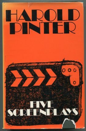 Five Screenplays. Harold PINTER