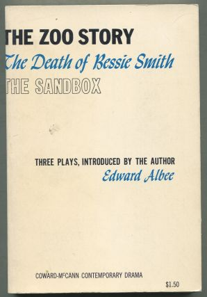 The Zoo Story, The Death of Bessie Smith, The Sandbox. Edward ALBEE