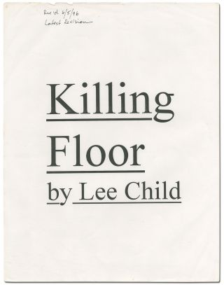 Killing Floor. Lee CHILD