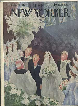 The New Yorker: March 20, 1943, Vol. XIX, No. 5