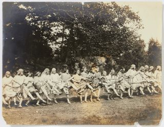 [Loose Photographs]: Girl's Reserves Camp