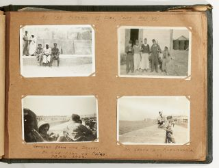 [Photo Album]: RAF Mechanic 1940-1945 Middle East and South Africa