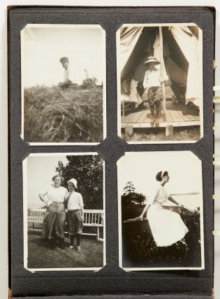 [Photo Album]: New England Women 1910