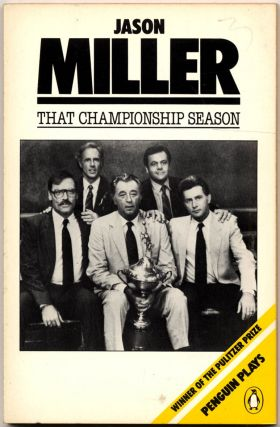 That Championship Season. Jason MILLER