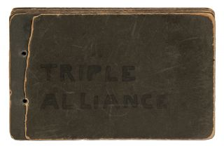 "Photo album]: ""Triple Alliance"""