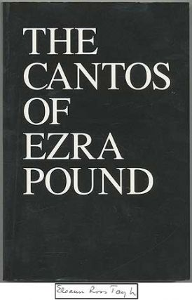 The Cantos of Ezra Pound. Ezra POUND
