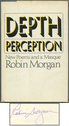 Depth Perception: New Poems and a Masque