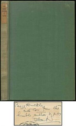The Best Poems of 1929