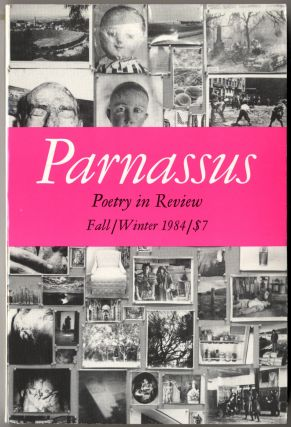 Parnassus: Poetry in Review - Fall/Winter 1984 (Volume 12, Number 1). Derek WALCOTT, Elizabeth...