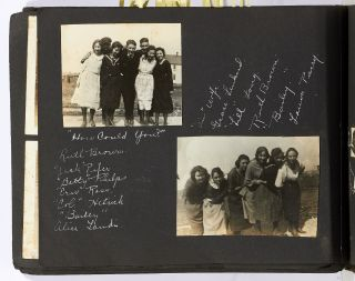 [Photo Album]: Indiana State Normal School (Indiana University of Pennsylvania) and Family Photos