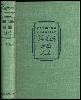 The Lady in the Lake. Raymond CHANDLER