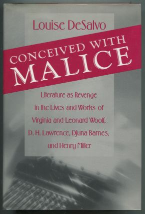 Conceived with Malice. Louise DeSALVO