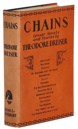 Chains: Lesser Novels and Stories