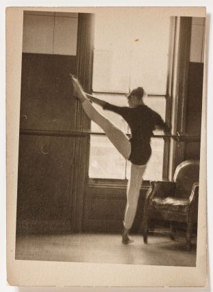 Collection of Snap Shots of an African-American Dancer