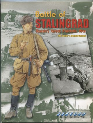 Battle of Stalingrad: Russia's Great Patriotic War. I. M. BAXTER.