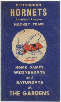 (Schedule): Pittsburgh Hornets American League Hockey Team 1947-1948