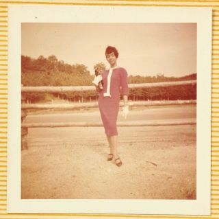 [Photo Album]: Family of an African-American Man working in Photography at a Department Store. Mostly 1960-1968