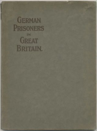 German Prisoners in Great Britain