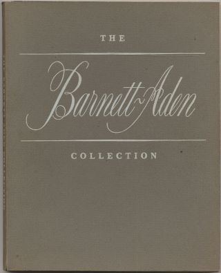 The Barnett-Aden Collection