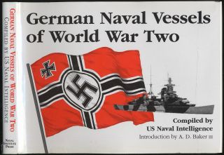 German Naval Vessels of World War Two Compiled by US Intelligence