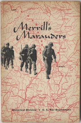 Merrill's Marauders (February-May 1944): American Forces in Action Series