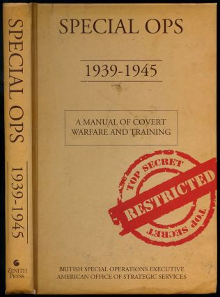 Special Ops 1939-1945: A Manual of Covert Warfare and Training