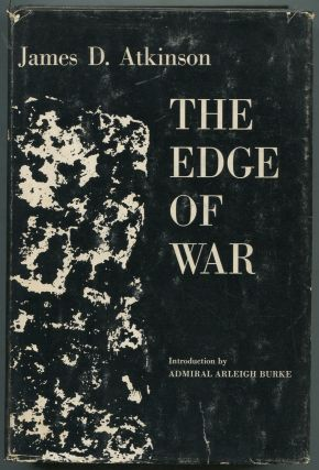 The Edge of War. James David ATKINSON.