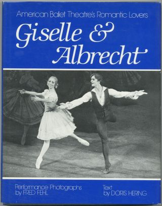 American Ballet Theatre's Romantic Lovers Giselle & Albrecht