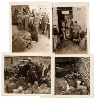 Loose Photographs]: Jewish Concentration Camp