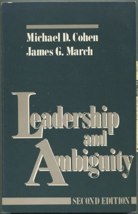 Leadership and Ambiguity