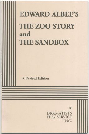 The Zoo Story and The Sandbox. Edward ALBEE.