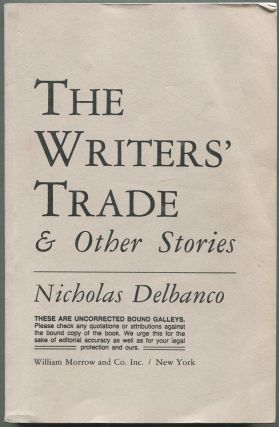 The Writers' Trade and Other Stories