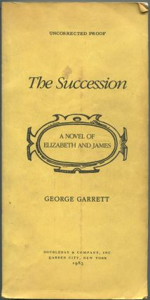 The Succession: A Novel of Elizabeth and James