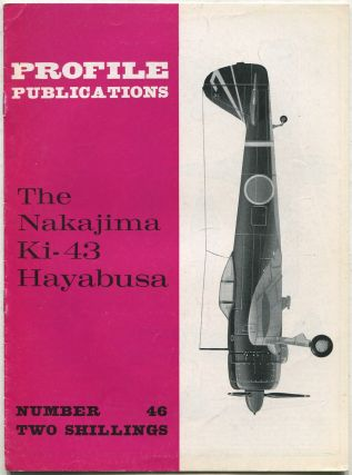 Profile Publications: The Nakajima Ki-43 Hayabusa: Number 46
