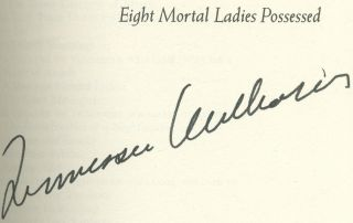 Eight Mortal Ladies Possessed. A Book of Stories