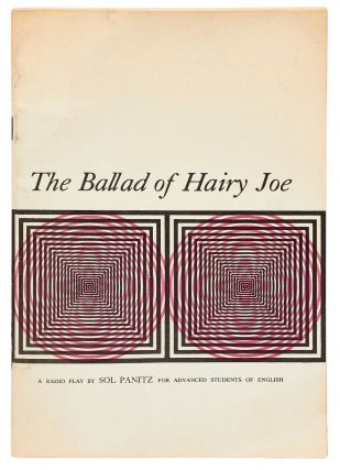The Ballad of Hairy Joe: A Radio Play for the Advanced Study of English
