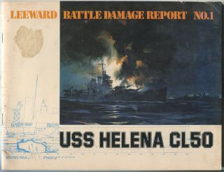 Battle Damage Report No. 1: USS Helena CL50: Vol. I, No. 1