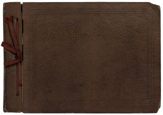 Photo Album): Family Photo Album Circa 1910