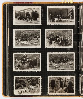 [Photo Album]: Blomberg, Germany Baltic States Displaced Persons Camp