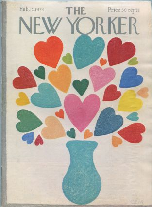 The New Yorker: Feb. 10, 1973, Vol. XLVIII, No. 51
