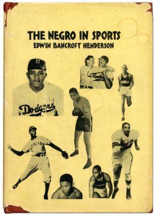 The Negro in Sports. Edwin Bancroft HENDERSON