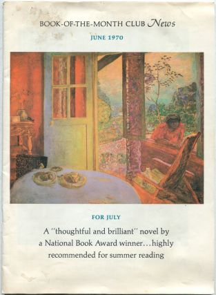 Book-Of-The-Month Club News: June 1970