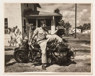 [Loose Photographs]: Motorcycle Journey