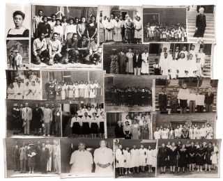 Loose Photographs]: African-American Catholic School